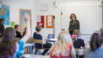 Lärare Isabergskolan