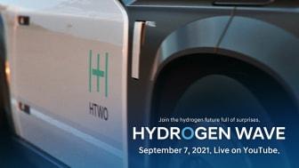 """""""Hydrogen Wave"""" – framtidsvision för vätgassamhället presenteras 7 september"""