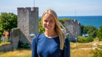 Emelie Ahlin, Marknadschef Air Leap
