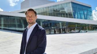 Erik Thorsén ska leda Bluebird Medias satsning i Norge.