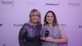 Aqua Sana Woburn Forest wins Residential Spa of the Year at Professional Beauty Awards