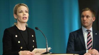 Efter påtryckningarna: Stockholm får skyddsutrustningsleverans