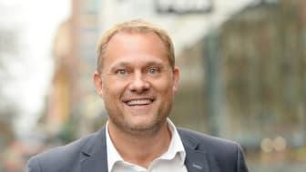 Fredrik Leek klar som VD för ny hotellsatsning på Skeppsbron i Göteborg