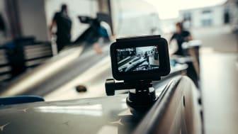 DJI x Mercedes-Benz EQ Formula E