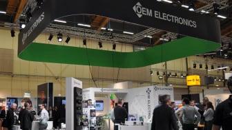 Träffa OEM Electronics på Elmia Subcontractor 2018
