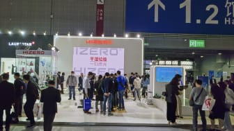At last, Hizero showcases latest product range at AWE trade show in Shanghai