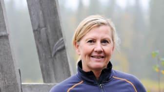 Kristin Olsson, projektledare Skogsnolia