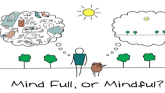 Mindfulness talk for your mental wellbeing at Ramsbottom Library