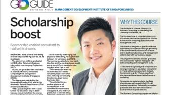 Scholarship Boost