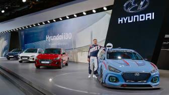 Hyundai Motor på Paris Motor Show 2016