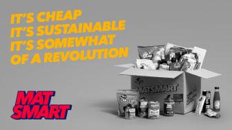"""Temat """"Where the Revolution Happens"""" ramar på ett fint sätt in den ambition som Matsmart och företagets kunder har om att sträva mot en värld utan matsvinn. För på vilket annat ställe kan man handla klimatsmart och samtidigt göra riktigt bra klipp?"""