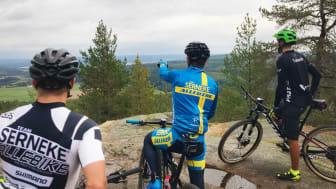 Cyklingen i Säter lockar besökare och genom samarbetet med Biking Dalarna höjer destinationen kvaliteten på utvalda cykelleder.