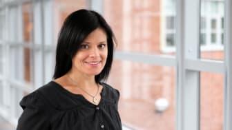 Helena Vallo Hults forskning handlar om lärande kopplat till digitalisering i vården.