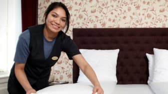 Mercure Hotels höjer standarden med housekeeping från ISS