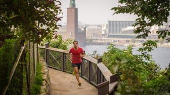 Salomon City Trail™ tar upplevelsen av Stockholm till nästa nivå