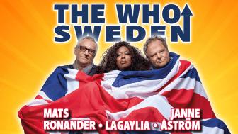 The Who Sweden - En hyllningskonsert