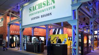 Sachsen-Stand auf der ITB 2019 - Foto: Luise Karwofsky