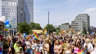 Summit under WorldPride i Malmö samlar politiker, tjänstepersoner och aktivister från hela världen på Malmö Live