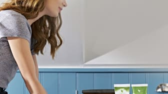 Aloe-Jojoba Shampoo og Conditioner til både hår og hovedbund.