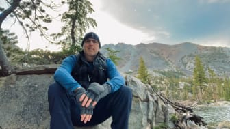 David Woolsey survived his ordeal in the California back country thanks to the ACR Bivy Stick satellite communication device