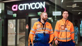 Turvalliset kauppakeskukset kehittyvät yhdessä Cityconin kanssa