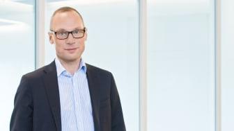 Staffan Hansén ny vd för SPP