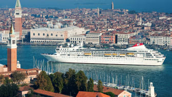 Take in 'Venice & the Beauty of the Adriatic' with Fred. Olsen Cruise Lines in Autumn 2015