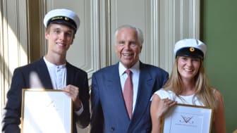 Anders Wall-stipendium till Uppsala-elever