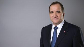 Statsminister Stefan Löfvén. Foto: Kristian Pohl/Regeringskansliet.