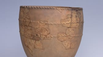 Incipient pot from Kubodera Minami