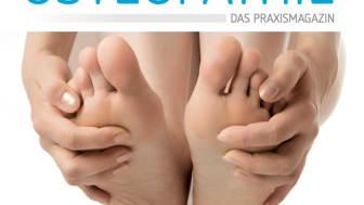"""5. Ausgabe der Patientenzeitung """"Osteopathie – das Praxismagazin"""" erhältlich"""
