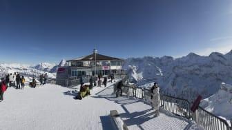 Schilthorn - Piz Gloria im Winter