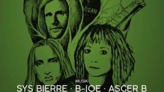 Grønnere Koncert 2019, plakat 4