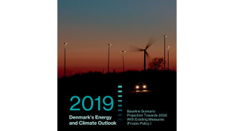 Denmark's Baseline Projection 2019 - now in English