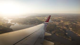 Norwegian vil reducere sine CO2-udledningerne med 45 procent inden 2030