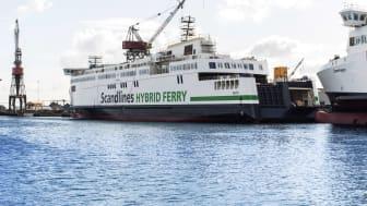 Neue Scandlines-Schiffe sind auf gutem Weg