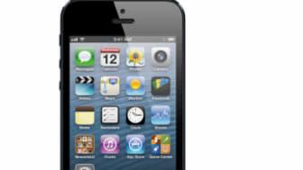 Ingen kan hota iPhone 5 i försäljningstoppen för oktober