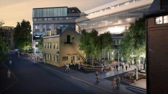 Sundtkvartalet er Entras nyeste bygg i Oslo-regionen. Bygget ble oppført i 2017, og er i dag et av Entras mest moderne flerbrukerbygg med høye tekniske kvaliteter.