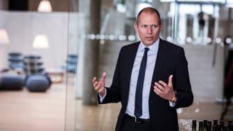CEO Jens Bjørn Andersen