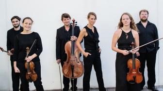 Turné med Camerata Nordica - sextett