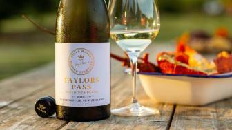 Tillfälligt sortiment! Taylors Pass Single Vineyard Sauvignon Blanc från Nya Zeeland