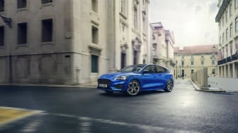 Ny Ford Focus ST-Line
