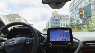 Ford KOMOD parkeringsplass 2019