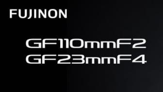 FUJIFILM GFX -uutuuksia