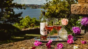 Premiär för Högberga Rosé 2017 - från Högberga Vinfabrik.