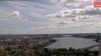 MEDview från DN-skrapan Stockholm