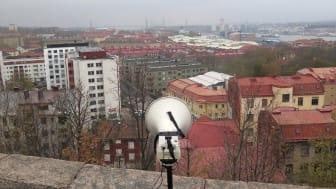 Hur låter Göteborg? Ett av bidragen i stadstriennalens Open call. Foto: Ljudverket, Göteborg.
