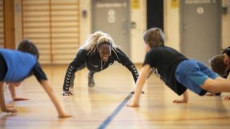 Linderud IL har fått støtte til et mentorprogram for unge jenter som vil bli håndballtrenere. (Foto: Katrine Lunke)