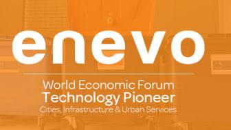 Enevo - Technology Pioneer by World Economic Forum