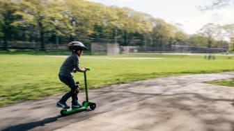 Grönytor är viktiga för att främja fysisk aktivitet hos barn och unga.